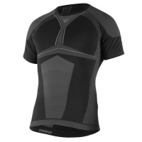 Dainese D-Core Dry Tee SS Black/Antracite
