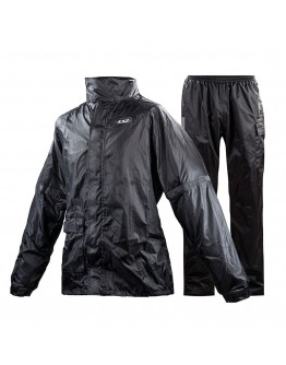 LS2 Tonic Rain Suit Black