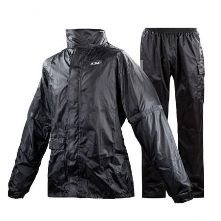 LS2 Tonic Rain Suit Black