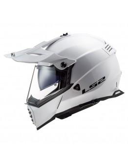 LS2 MX436 Pioneer Evo White