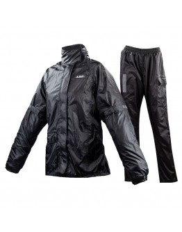 LS2 Tonic Lady Rain Suit Black