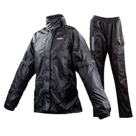 LS2 Tonic Lady Rain Suit Black