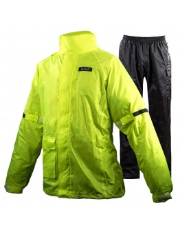 LS2 Tonic Rain Suit Black/Yellow