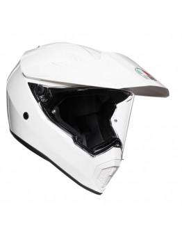 AGV AX9 White
