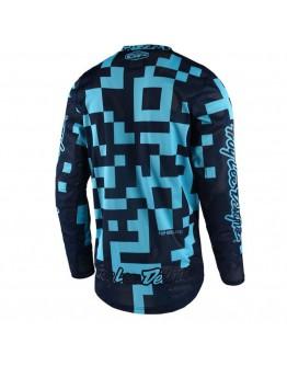 TLD MX Παιδική Μπλούζα GP Air Maze Blue