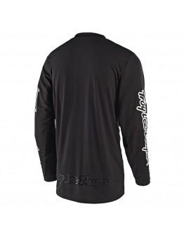 TLD MX Μπλούζα GP Mono Black