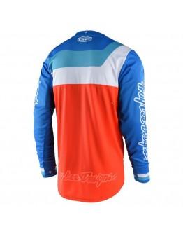 TLD MX Μπλούζα GP Prisma Orange