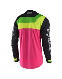 TLD MX Μπλούζα GP Prisma Pink