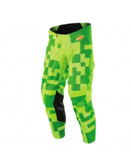 TLD MX Παντελόνι GP Maze Flo Yellow Green