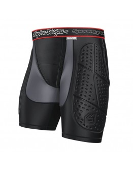 TLD Full Protective Short 5605 Black