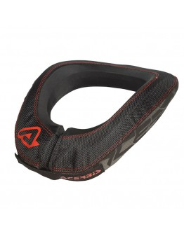 Acerbis Κολάρο Προστασίας Λαιμού X-Round Black/Red