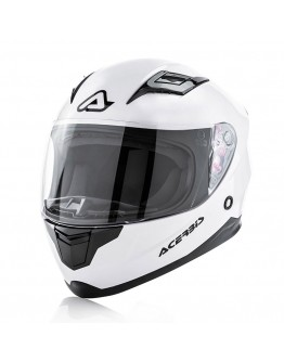 Acerbis Carlino Junior White
