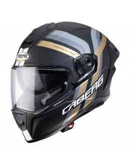 Caberg Drift Evo Vertical Matt Black-Gold/Antracite