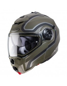 Caberg Droid Pure Matt Military Green-Black-Anthracite