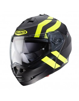 Caberg Duke II Superlegend Matt Black-Yellow Fluo