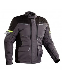 Nordcode Senegal Jacket Dark Grey Fluo