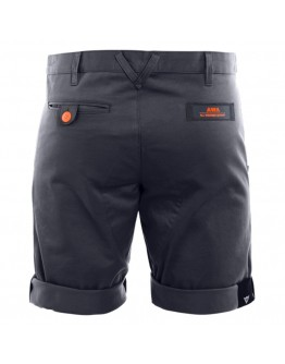 Dainese AWA Black Shorts Ombre-Blue