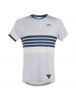 Dainese AWA Tee 1 Vapor-Blue/Black-Iris/Tender-Yellow