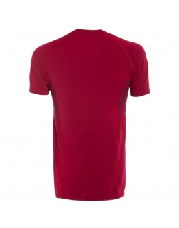 Dainese AWA Tee 4 Chili-Pepper/Black-Iris