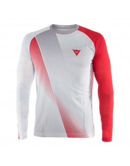 Dainese HG Jersey 3 Cool-Gray/Drizzle/High-Risk-Red