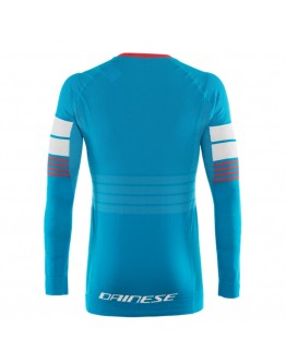 Dainese HG Jersey 1 Hawaiian-Ocean/High-Risk-Red/White