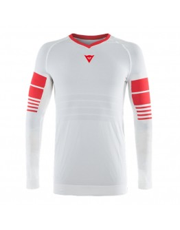 Dainese HG Jersey 1 White/High-Risk-Red