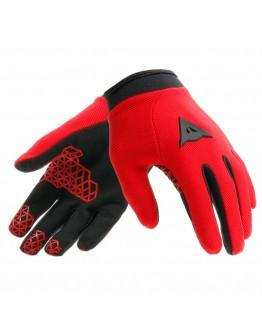 Dainese Scarabeo Γάντια Junior Light-Red/Black