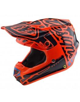 TLD SE4 Polyacrylite Factory Orange