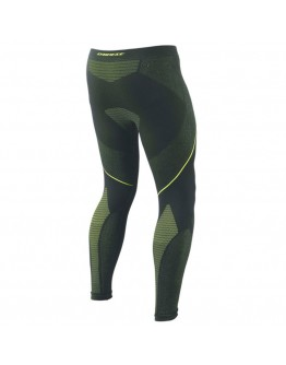 Dainese D-Core Dry Pant LL Black/Fluo-Yellow