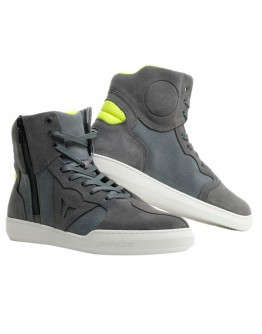 Dainese Metropolis Shoes Anthracite/Fluo-Yellow