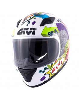 Givi J4 Junior White
