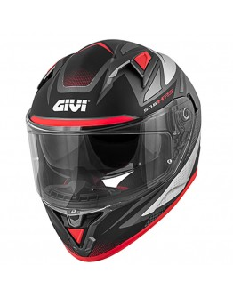 Givi H50.6 Stoccarda Follow Titan/Silver/Red