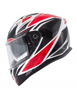 Givi H50.6 Stoccarda Follow White/Red/Black