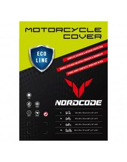 Nordcode Κουκούλα Μοτοσικλέτας Cover Moto Eco Line