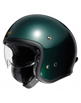 Shoei J.O. British Green