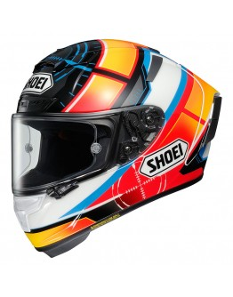Shoei X-Spirit III De Angelis TC-1