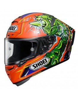 Shoei X-Spirit III Power Rush TC-8