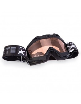 Ariete Μάσκα MX Adrenaline Primis Black/Light Coral Lens
