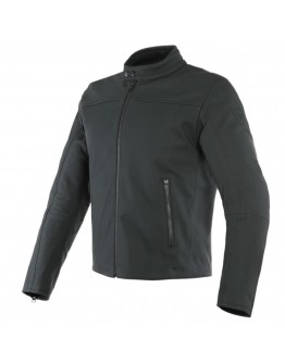 Dainese Mike 2 Leather Jacket Black/Black