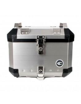 Coocase Βαλίτσα X1 Aluminium 40lt Silver