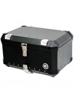 Coocase Βαλίτσα X3 Aluminium 60lt Black