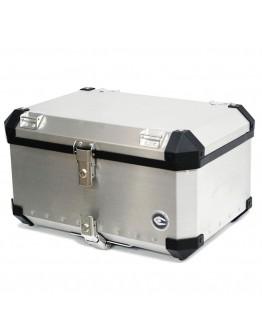 Coocase Βαλίτσα X3 Aluminium 60lt Silver