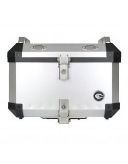 Coocase Βαλίτσα X5 Aluminium 50lt Silver