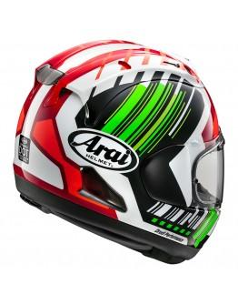 Arai RX-7 V Rea Green