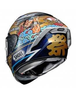 Shoei X-Spirit III Marquez Motegi 3 TC-2 Blue