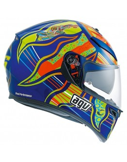 AGV K3 SV Pinlock Five Continents
