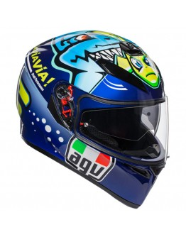 AGV K3 SV Top Rossi Misano 2015