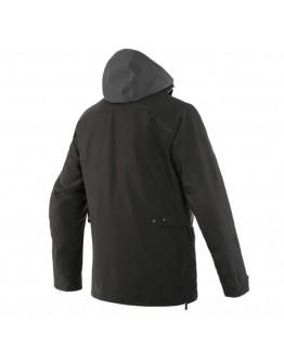 Dainese Milano D-Dry Jacket Ebony/Black/Black