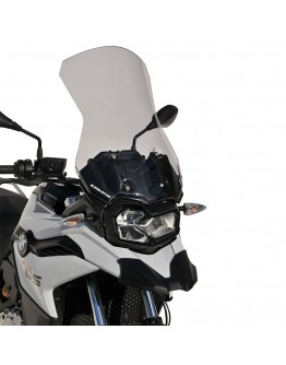 Ermax Ζελατίνα High BMW F 750 GS 18-19 Light Smoke