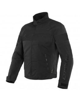 Dainese Saetta D-Dry Jacket Black/Black/Black